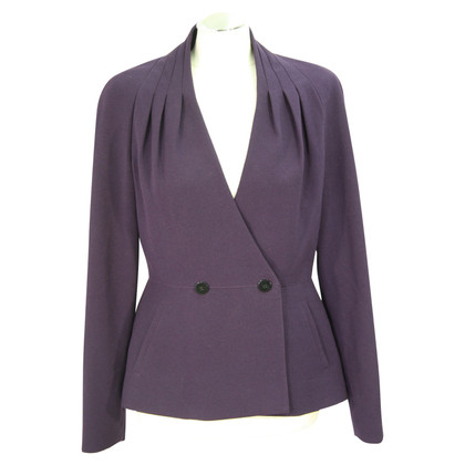 Hobbs Jacket in violet