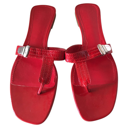 Givenchy Red slippers