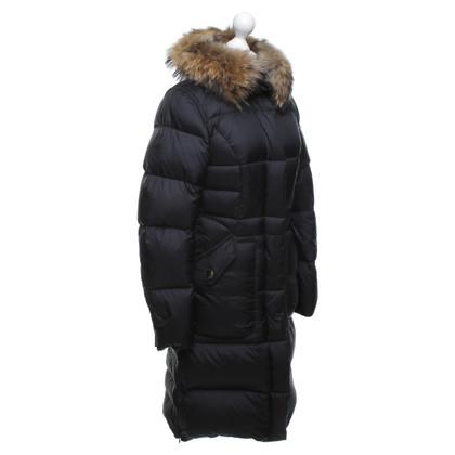 Parajumpers manteau de duvet en noir