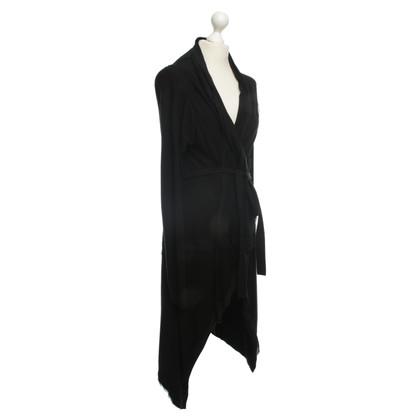 Donna Karan Vest in zwart