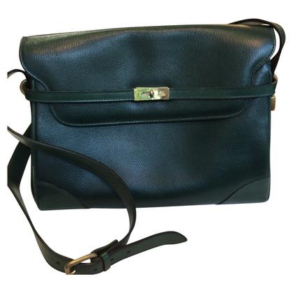 Etro Handtasche in Dunkelgrün