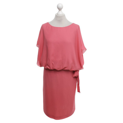 Alberta Ferretti Dress in coral red