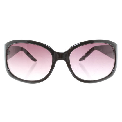 Oscar de la Renta Sunglasses in black