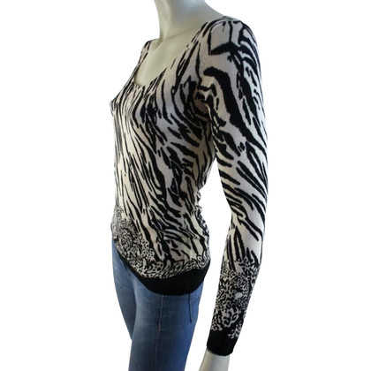 Versace top with Print