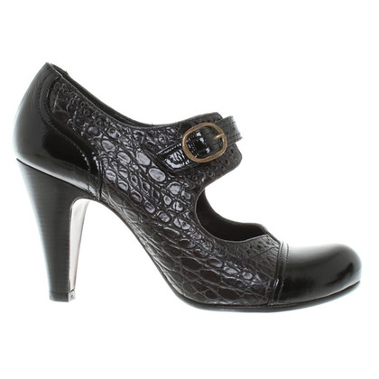 Other Designer Chi Mihara - Strap pumps in black