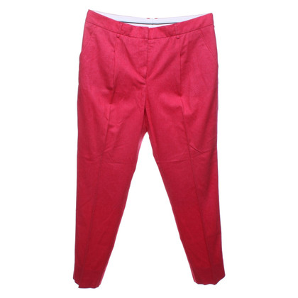 St. Emile trousers in red