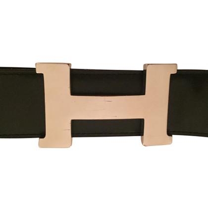 Hermès Hermes lederen riem