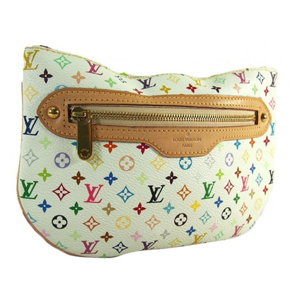 "Louis Vuitton ""Pochette Plate GM Monogram Multicolore Canvas"""