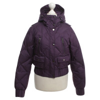 Burberry Down jacket in violet