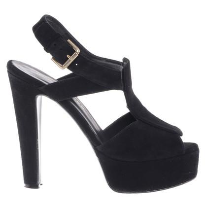 Kurt Geiger Platform sandalen in zwart