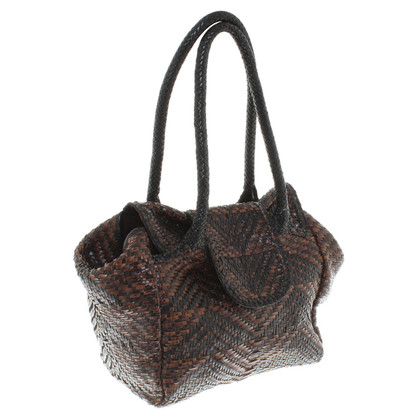 Maliparmi Handbag in black / brown