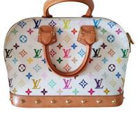 "Louis Vuitton ""Alma MM Monogram Multicolore Canvas"""