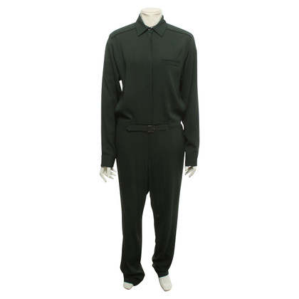 MM6 by Maison Margiela Jumpsuit in dark green