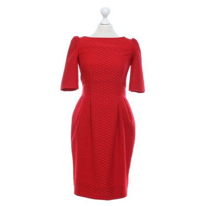 Carolina Herrera Kleid in Rot