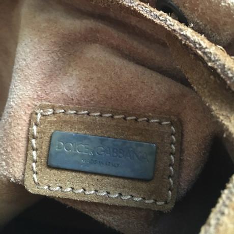 Billig Verkauf Freies Verschiffen Geschäft Zum Verkauf Dolce & Gabbana Umhängetasche Braun 2MDZ8tpMe