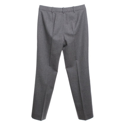 Rena Lange pantaloni di lana in grigio