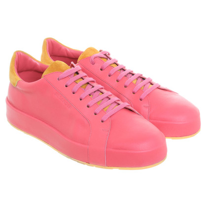 Jil Sander Sneakers in Rosa
