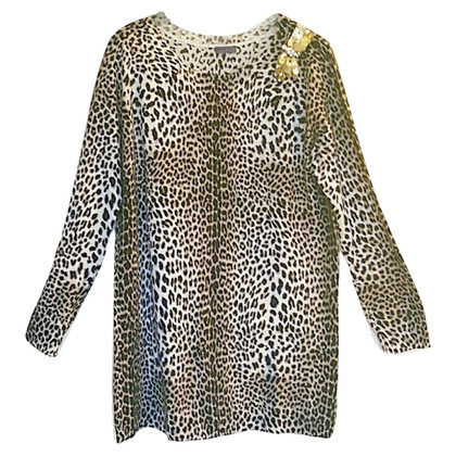Emanuel Ungaro Animal print wool jumper