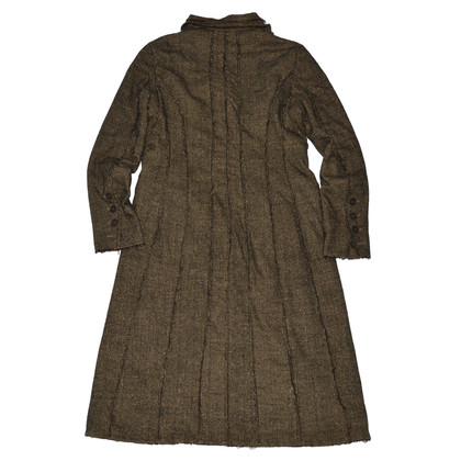 Philosophy di Alberta Ferretti Seta / lana cappotto