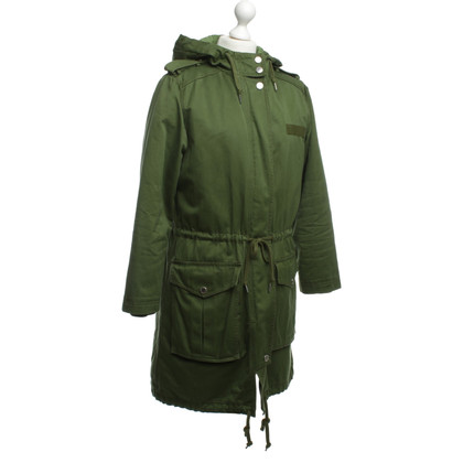 Marc by Marc Jacobs Giacca in cotone verde