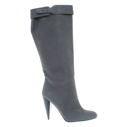 Lanvin Boots in grey