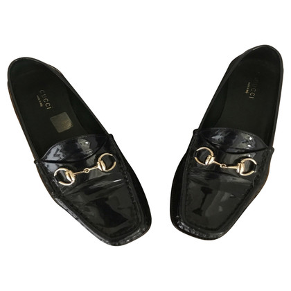 Gucci Loafer in lakleer