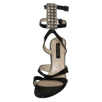 Sergio Rossi Sandals of patent leather