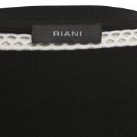Riani Jacket with hole pattern inserts