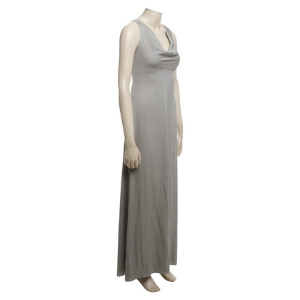 Armani Collezioni Abendkleid in Silbergrau