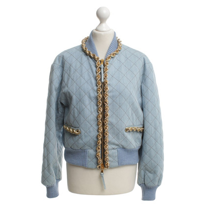 Moschino Jacket in light blue