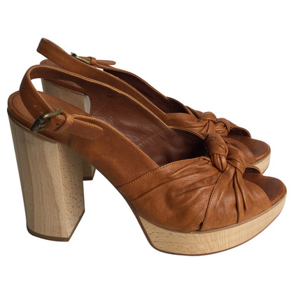 Chloé Hoge sandalen