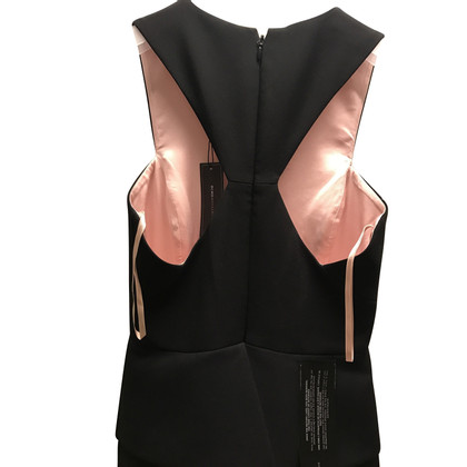 Max Azria Black evening dress