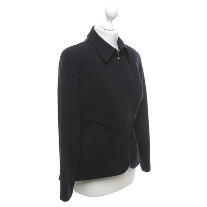 Mugler Short jacket with details