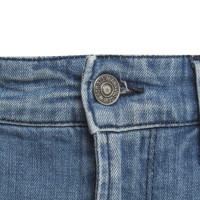 7 For All Mankind gonna di jeans con il lavaggio