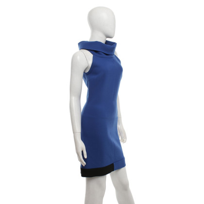 Other Designer Space - dress in royal blue