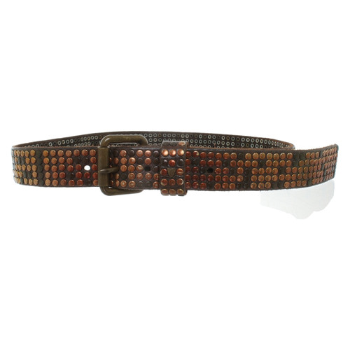 34f55b649012 HTC Los Angeles Belt with studs - Second Hand HTC Los Angeles Belt ...