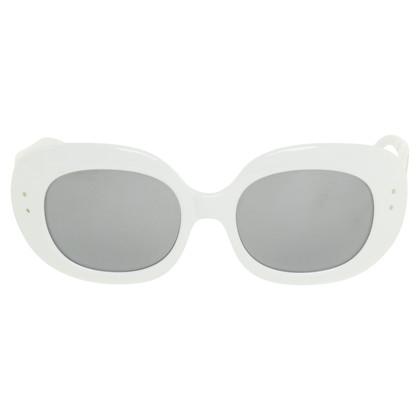 Kenzo Zonnebril in het wit