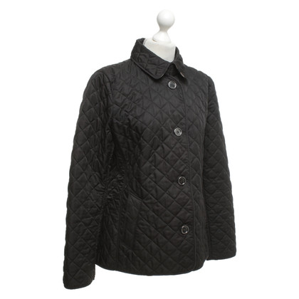Burberry Quilted jacket in black