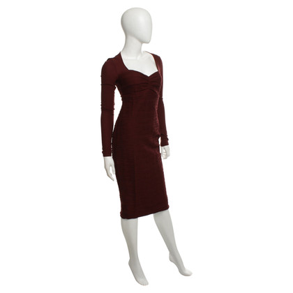 Wolford Dress in Bordeaux