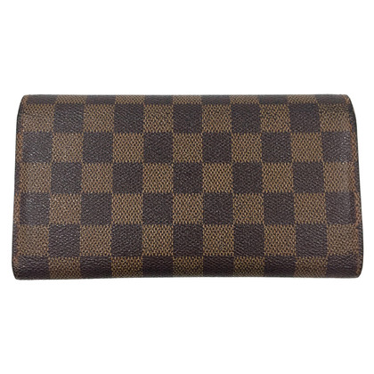 Louis Vuitton Purse from Damier Ebene Canvas