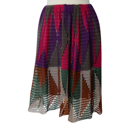 Etro skirt in Strickdesign