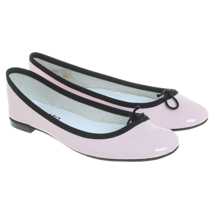 Repetto Pink ballerinas