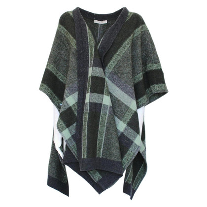 Stella McCartney wool Poncho
