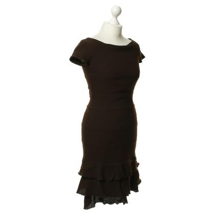 Valentino Dress in Brown