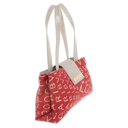 Bulgari Handbag with logo pattern