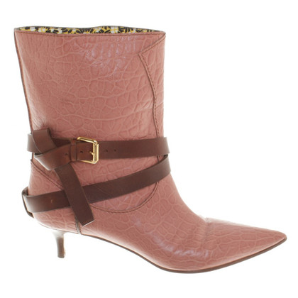Louis Vuitton Boots in oudroze