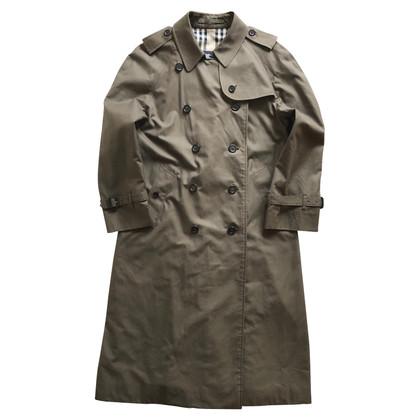 Burberry a raincoat