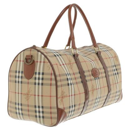 Burberry Modello della borsa di viaggio