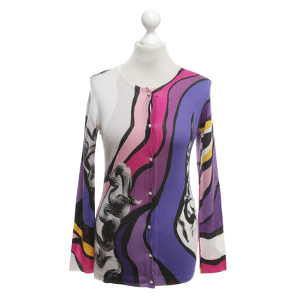 Escada Cardigan in multicolor