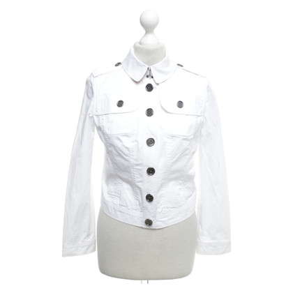 Burberry Jacket in white